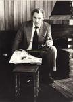 F007875 John Dokter, fenomeen in het horeca-wezen, met landelijke bestuurstaken, mede-direkteur van de ...