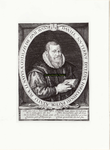 F009176 Daniel Souterius, geb. 27 augustus 1571, overleden te Haarlem in december 1634.