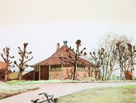 Horst 40 Melkhuisje De Viersprong, gelegen aan de Oosterholtseweg in IJsselmuiden. Gebouwd in 1907 in opdracht van de ...