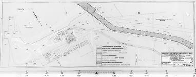 D-R-VI-1-3 kadastrale situatie gemeente Rotterdam-Hoek van Holland waarop aangegeven de benodigde gronden (zie ook nr. ...