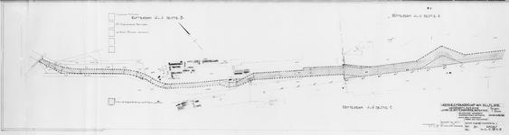 D-R-VI-1-9 benodigde gronden kadastrale situatie gemeente Rotterdam (Hoek van Holland) (is samenvatting van D-R-VI-1-8 ...