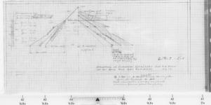 D-R-I-5-1 Gegevens afdamming Voorhaven te Vijsluizen in verband met bouw van brug : ontwerpen kunstwerken