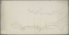 A-0342 [Situatiekaart van het Zuider Spaarne met peilingen], 1800