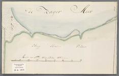 A-1020 [Kaart van een deel van de omtrek van de Huigsloterpolder], 1771