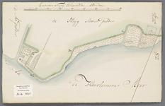 A-1023 [Kaart van een deel van de omtrek van de Huigsloterpolder], 1771