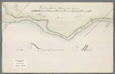 A-1024 [Kaart van een deel van de omtrek van de Huigsloterpolder], 1771