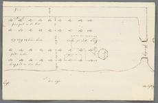 A-2142 [Plattegrond van de buitenplaats Dijksigt onder Leiderdorp], 1749
