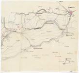 A-2677 [Kaart van het tracé van de Rhijnspoorweg tussen Utrecht en de Maas], 1847