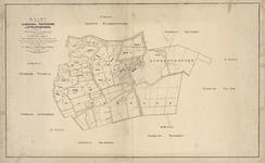 B-0001_08 Kaart van de gemeenten van Alkemade, Woubrugge en Rynsaterwoude gelegen in de provincie Zuid-Holl..., 1860