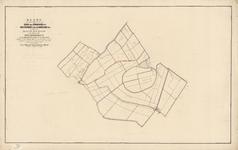B-0001_16 Kaart van de gemeenten van Veur ged.k, Stompwyk ged.k Soetermeer ged.k en Zegwaart ged.k gelegen ..., 1860