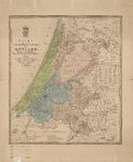 B-0009 Kaart van het hoogheemraadschap van Rijnland, 1855, met aantekeningen, ca. 1904
