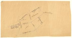 B-0021-005 [Schetskaart van de polder Prins Alexander in Schieland], ca. 1884