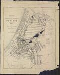 B-0022a Kaart van het hoogheemraadschap van Rijnland aanwijzende de polders en de diepte van hun zomer ..., ca. 1867