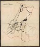 B-0619 Boezemkaart van het Hoogheemraadschap van Rijnland in 1867, 1867