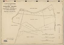 P-0377 Schetsteekening van den Zuidzyder polder onder de gemeenten Bodegraven, Zwammerdam en Lange Ruige..., 1935; ...