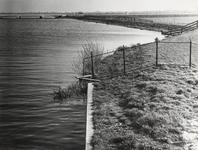 FOTO-000002 Dwarswatering nabij Osdorp en Sloten, 1965