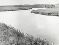 FOTO-000004 Dobbewatering ter plaatse van het Oranjewater of Zijsloot C, 1965