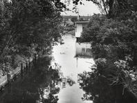 FOTO-000007 Dobbewatering door het landgoed Duivenvoorde richting Leidschendam, 1965