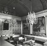 FOTO-000448 De Grote Zaal in het gemeenlandshuis van Rijnland, circa 1975