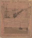 FOTO-001565 Verzanding van de haven van Katwijk en de Katwijkse uitwatering, 1921