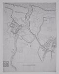 JMD-T-534 Reproductie, Vestingkaart provincie Groningen, schans