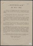 659 Oetoesan. De Koerier , 26 Mei 1945. Radiorede van Churchill, gericht tot de volken van Azië, welke door de ...