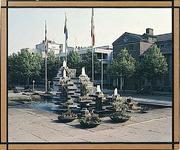 7894 Fontein Stadhuisplein, 1981