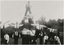 21821 R.K. Jonge Boerenstand, sportclub, ca. 1955