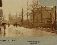 69002 De demping van de stadsvest, 1929