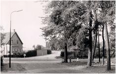 Een serie van 5 foto's betreffende de Castersedijk, Bladel, 10-1959 - 1962