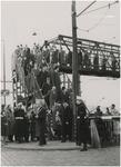 Een serie van 26 foto's betreffende het hoogspoorfeest, 28-11-1953