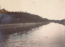 Een serie van 11 foto's betreffende het Eindhovens kanaal, 1931