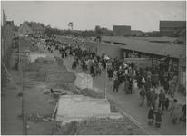 196529 Rechts 17 noodwinkels gebouwd tussen september 1947 en april 1948, 05-1948