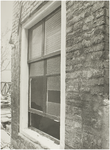 106797 Veestraat 19. Werkzaamheden aan de achterzijde tijdens de verbouwing van het pand van de firma Hockers ten ...
