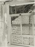 106801 Veestraat 19. Werkzaamheden aan de achterzijde tijdens de verbouwing van het pand van de firma Hockers ten ...
