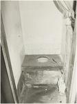 106804 Veestraat 19. Werkzaamheden aan de achterzijde tijdens de verbouwing van het pand van de firma Hockers ten ...