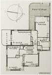107379 Wesselmanlaan 51, hoek 'Jan van Brabantlaan'. In 1938 gebouwd huis onder architectuur van W.A.M. van der Ven. ...