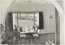 107380 Wesselmanlaan 51, hoek 'Jan van Brabantlaan'. In 1938 gebouwd huis onder architectuur van W.A.M. van der Ven. ...