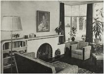 107381 Wesselmanlaan 51, hoek 'Jan van Brabantlaan'. In 1938 gebouwd huis onder architectuur van W.A.M. van der Ven. ...