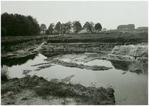 108113 Aa - Zuid-Willemsvaart. De omleiding van de Zuid-Willemsvaart gaat door een gedeelte van de Nieuwe Aa, 10-06-1984