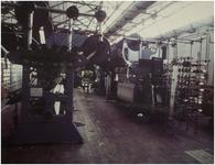 116665 Textielfabriek Diddens en Van Asten. Kettingscheerderij, 1982