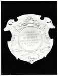 118010 St. Antonius gilde Stiphout. Schild van keizer koning A. Kanters van gilde St. Antonius Stiphout 1937, z.j.