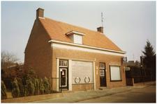 46964 Woonhuis, vroeger rijwielhandel, 1985