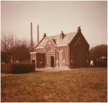 Een serie van 4 foto's betrffende de Joodse begraafplaats, Groenewoudseweg, 04-04-1976