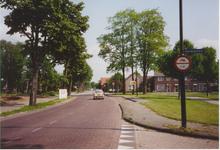 577558 Ommelseweg, gezien in de richting van Ommel, 1996