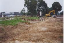 577559 Links boven; Loodgietersbedrijf Strik aan de Industrielaan, 1996