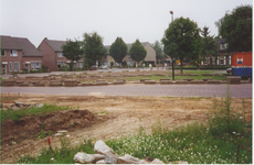 577560 Vooraan de Prins Bernhardstraat, links naar de boven de Lienderweg, 1996