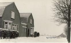 577609 Ommelseweg, huis van van Helmond, 1956
