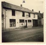 577617 Emmestraat, huis van Carel Aarts, 1956