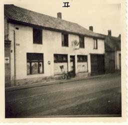577617 Emmastraat, huis van Carel Aarts, 1956